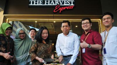 The Harvest Express Buka Store Ketiga di L'avenue