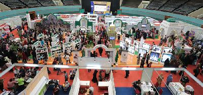 Zona Kalap Jadi Andalan Indonesia International Book Fair 2019