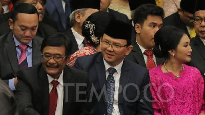 Ahok to Lead SOE; Jokowi: May Serve as Director or Commissioner