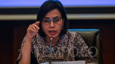 Sri Mulyani Preps Taxation Draft Bill to Tax Google