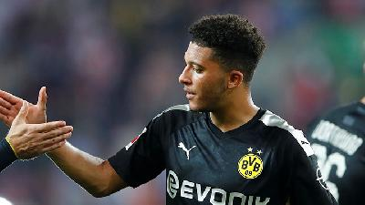Bursa Transfer: Man United Paling Agresif Buru Sancho, tapi...