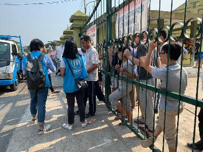 Asylum Seekers in Jakarta's Kalideres Facility Continues to Rise