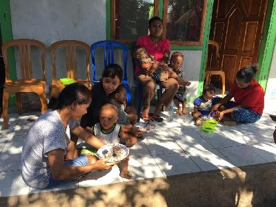 Battling Stunting in East Flores