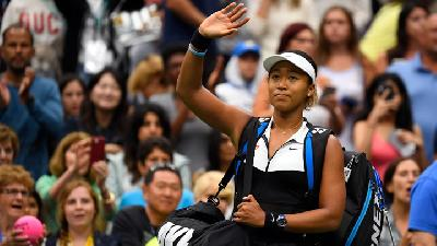 Naomi Osaka Jegal Bianca Andreescu di Perempat Final China Open