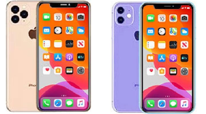 iPhone 11 Pro dan iPhone 11