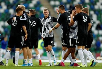 Kualifikasi Euro 2020: Estonia Vs Jerman 0-3, Guendogan 2 Gol