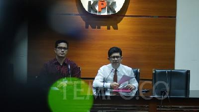KPK Deputy Calls Concern Over DPR's Multiple Revised Laws