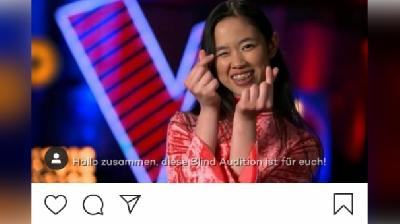 Gadis Asal Cirebon Bikin 4 Juri The Voice of Germany Rebutan