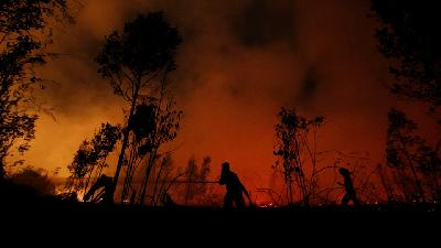 Indonesia Urged to Stop Deadly Forest Fire