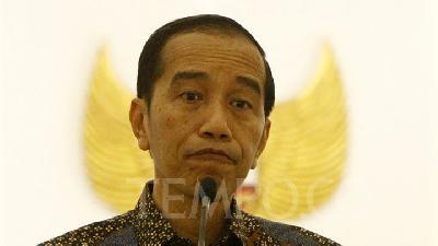 Jokowi Rounds-up Ministers to Discuss Latest Issues