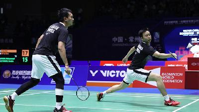 BWF World Tour Finals 2019: Hendra / Ahsan Menang Lagi