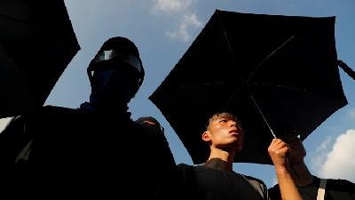 Hong Kong Rally; Student's Death Likely to Trigger Further Unrest