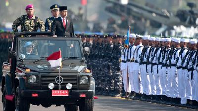 Jokowi Revives TNI's Deputy Commander Position in Latest Decree