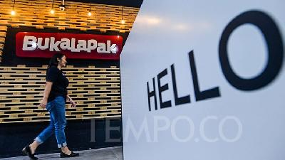 Bukalapak, Tokopedia Prep to Halt 'Cash-burning' Strategy