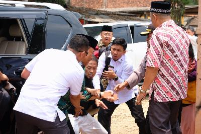 Police Rebuff Allegations Saying Wiranto Attack Was a Play