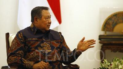 SBY to Attend Inauguration of Jokowi - Ma'ruf Amin