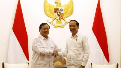 Prabowo Recalls Story of Lincoln and Political Opponent W. Seward