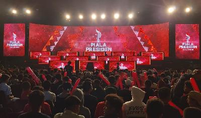Esport: RRQ Dranix Wakil Indonesia di Free Fire World Series 2019