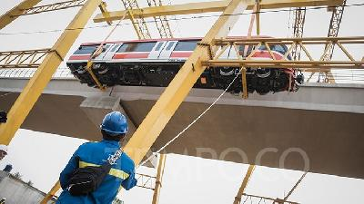 LRT's Greater Jakarta Line to Become Operational in June 2021