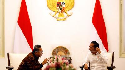 Jokowi Affirms Current Ministers to Fill His Second Cabinet