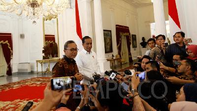 Jokowi Claims Never Ordered Ban on Protests Ahead of Inauguration