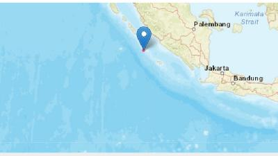 5.9M Earthquake, Aftershock Strike Bengkulu