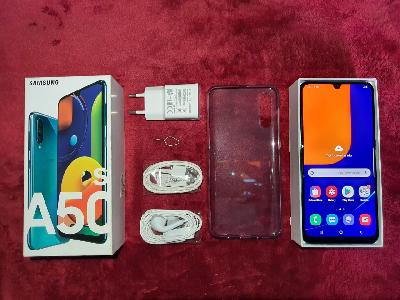 Review Samsung Galaxy A50s: Bisa Top Up E-Money, Memori Besar