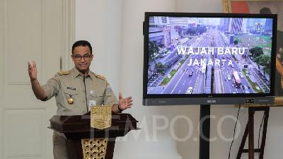 Anies Baswedan Claims Competent at Tackling Tasks without Deputy