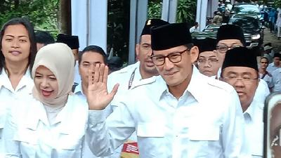 Ahok  di BUMN, Sandiaga: Right Man On The Right Place