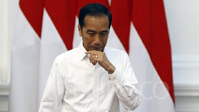 Jokowi: Formation of Future Cabinet Has been Finalized