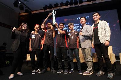 Garena Indonesia Dukung Dranix Esports ke Free Fire World Series