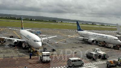 Garuda, Merpati Takes on East Indonesia's Air Cargo Segment