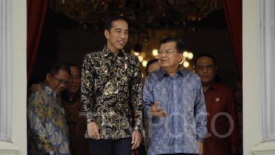 Jokowi Reinstates Jusuf Kalla's Key Role in his Presidency