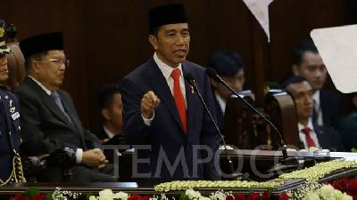Jokowi Pledges to Get Indonesia Out of Middle-income Trap