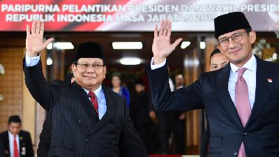 FPI Maintains Distance as Prabowo Joins Government Coalition
