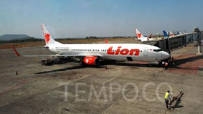Lion Air Sets Up Procedures to Prevent Coronavirus Infection