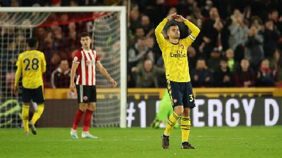 Sheffield United End Arsenal's Unbeaten Run with Impressive Home