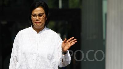 Sri Mulyani Set to Reprise Role as Finance Minister