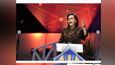 Sri Mulyani Compares State Debts to Malaysia's, Japan's
