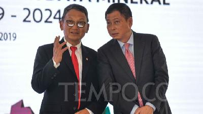 Arifin Tasrif Energy Minister; Freeport Boss Reveals Hopes