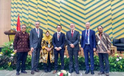 Politeknik Maritim Gelar Joint Degree dengan Universitas Jerman
