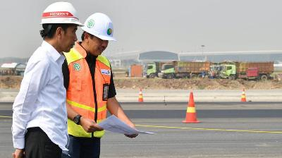 Jokowi's Infrastructure Projects Link to Human Rights Violations