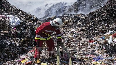 Jakarta Households Contribute to 60 Percent of City Waste