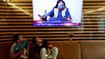 ISIS Vows Revenge against U.S. for Baghdadi Killing