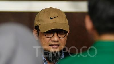 Corruptors Taste Victory These Days: Novel Baswedan
