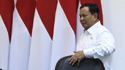 Prabowo to Discuss Issue on Rizieq Shihab with Saudi Ambassador