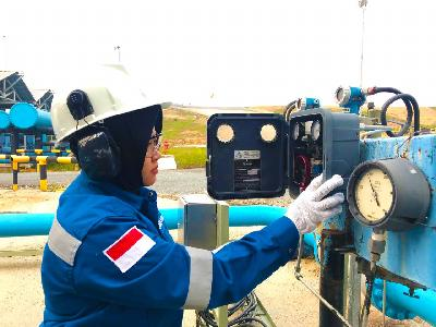 Illegal Oil Tapping Costs Chevron Rp23bn Loss