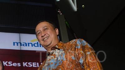 Tapped as Bank Mandiri CEO, Royke Tumilaar to Focus on 3 Programs