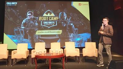 Garena Gelar Turnamen Esport Game Call of Duty Mobile 2019
