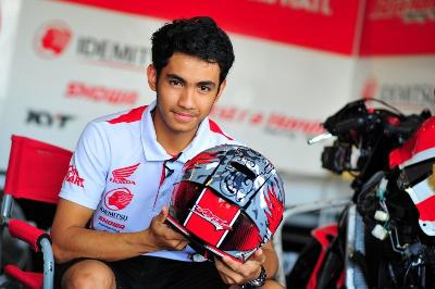 Indonesia's Andi Gilang set to Compete in Moto2
